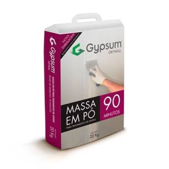 Comprar o produto de Massa Drywall Pacote de 5kg  em Revestimento de Parede em Foz do Iguaçu, PR por Solutudo