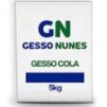 Comprar o produto de Gesso Cola em Revestimento de Parede em Foz do Iguaçu, PR por Solutudo
