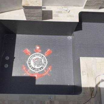 Comprar produto Piscina do Corinthians - Aqua Sol em Piscinas de Lona e Vinil pela empresa Aqua Sol em Jaú, SP