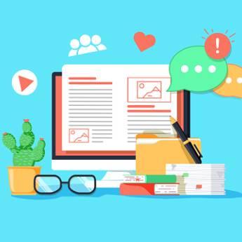 Comprar o produto de Desenvolvimento e gerenciamento de Blog pessoal e empresarial em Comunicação em Jundiaí, SP por Solutudo