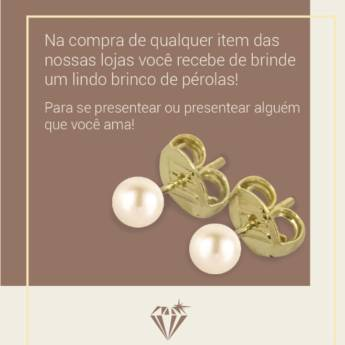 Comprar o produto de Brinde em homenagem ao Dia Internacional da Mulher - Gold & Silver em Joias e Relógios em Botucatu, SP por Solutudo