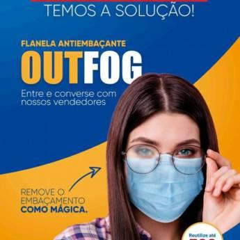 Comprar produto  ANTIEMBAÇANTE em Ótica pela empresa Ótica Alvorada em Botucatu, SP