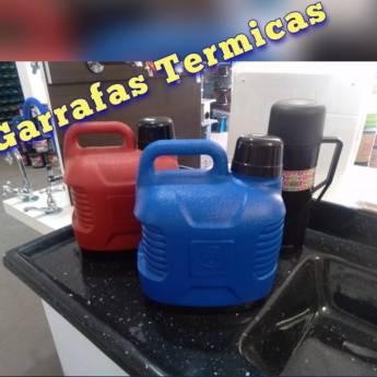 Comprar produto Garrafas Térmicas em Avaré  em Garrafas Térmicas pela empresa Construlider Materiais para Construção em Avaré em Avaré, SP