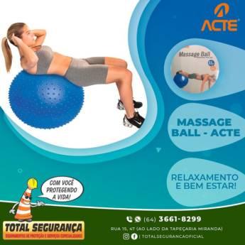 Comprar o produto de Massage Ball Acte Sports em Bolas  pela empresa Total Segurança em Mineiros, GO por Solutudo