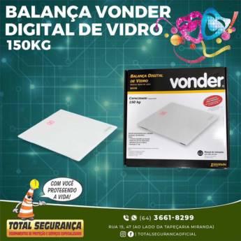 Comprar o produto de Balança Digital De Vidro em Balanças pela empresa Total Segurança em Mineiros, GO por Solutudo