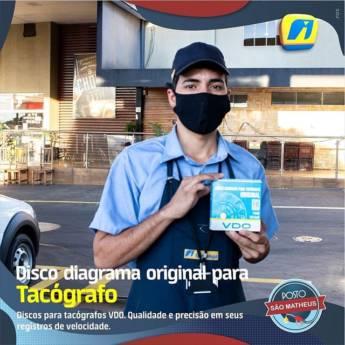 Comprar produto Discos Diagrama Original para Tacógrafo em Acessórios de Carros pela empresa Posto São Matheus em Mineiros, GO