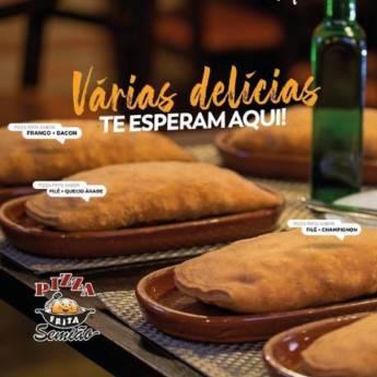 Comprar produto ELAS ESTÃO TE ESPERANDO em Pizzarias pela empresa Pizza Frita Semião em Botucatu, SP