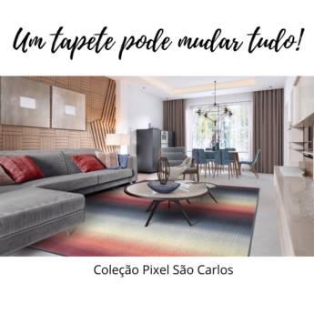 Comprar o produto de Tapetes São Carlos  em Tapetes em Bauru, SP por Solutudo