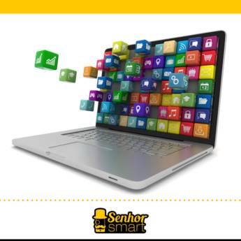 Comprar produto Atualização e Instalação de Softwares em Assistência Técnica pela empresa Senhor Smart - Curitiba  em Curitiba, PR