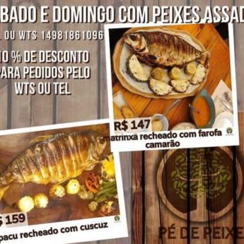 Comprar o produto de Peixes assados em Restaurantes em Botucatu, SP por Solutudo