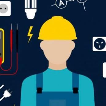 Comprar o produto de Eletricista  em Eletricistas em Botucatu, SP por Solutudo