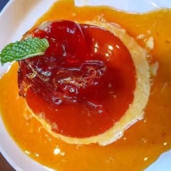 Comprar o produto de Pudim de Leite com calda de caramelo em Restaurantes em Botucatu, SP por Solutudo