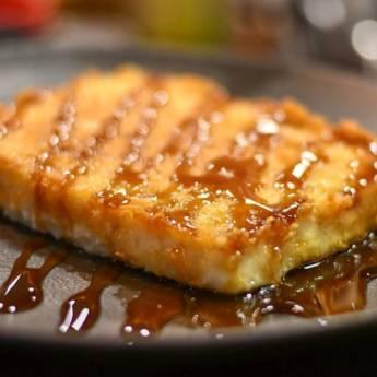 Comprar produto Queijo Coalho com Melado de Cana em Restaurantes pela empresa Confraria do Fogo em Botucatu, SP