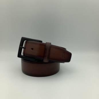 Comprar produto CINTO COURO MOGNO em Cintos pela empresa Rafael Freitas Calçados em Bauru, SP