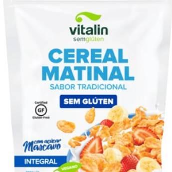 Comprar o produto de Cereal Matinal Tradicional Vitalin em Sem Glúten pela empresa Viva Natural  em Foz do Iguaçu, PR por Solutudo