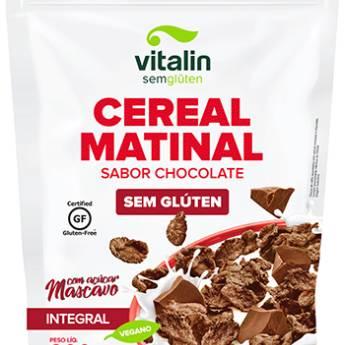 Comprar o produto de Cereal Matinal Sabor Chocolate em Sem Glúten pela empresa Viva Natural  em Foz do Iguaçu, PR por Solutudo