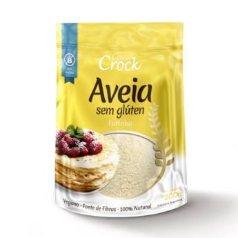 Comprar o produto de Farinha de Aveia Sem Glúten em Sem Glúten pela empresa Viva Natural  em Foz do Iguaçu, PR por Solutudo