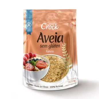 Comprar o produto de Farelo de Aveia Sem Glúten em Sem Glúten pela empresa Viva Natural  em Foz do Iguaçu, PR por Solutudo