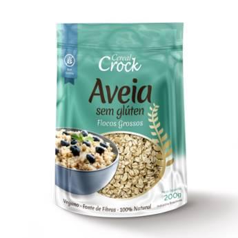 Comprar o produto de Aveia Sem Glúten – Flocos Grossos em Sem Glúten pela empresa Viva Natural  em Foz do Iguaçu, PR por Solutudo