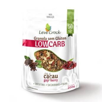 Comprar o produto de Granola sem Glúten Low Carb – Nibs de Cacau e Goji Berry em Sem Glúten pela empresa Viva Natural  em Foz do Iguaçu, PR por Solutudo
