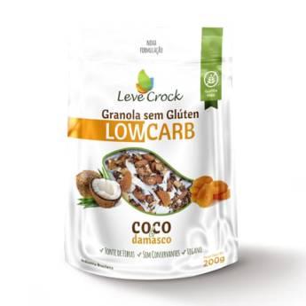 Comprar o produto de Granola sem Glúten Low Carb – Coco e Damasco em Sem Glúten pela empresa Viva Natural  em Foz do Iguaçu, PR por Solutudo