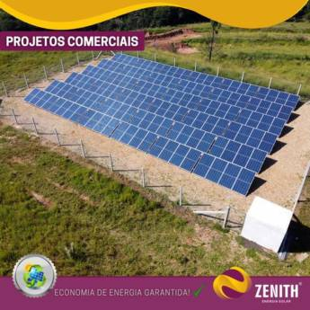 Comprar produto Resultados comprovados de economia de energia! em Energia Solar pela empresa Zenith Energia Solar em Bauru, SP