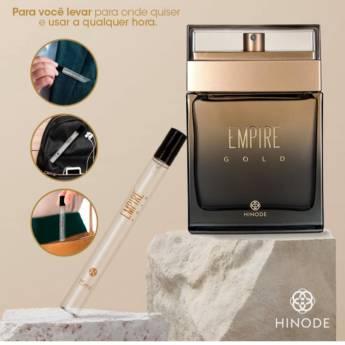 Comprar produto Empire Gold Hinode em Perfumes e Fragrâncias pela empresa Suzi Carneiro - Perfumaria, Moda, Lingerie e Variedades em Bauru, SP
