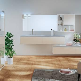 Comprar o produto de Banheiro Planejado em Móveis Planejados em Jundiaí, SP por Solutudo