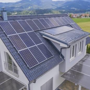 Comprar o produto de Projetos Fotovoltaicos Residenciais Ongrid em Energia Solar em Botucatu, SP por Solutudo