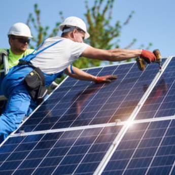 Comprar o produto de Instalação de Painéis Fotovoltaicos em Energia Solar em Botucatu, SP por Solutudo