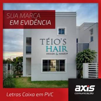 Comprar o produto de Letras Caixa  em Comunicação Visual em Foz do Iguaçu, PR por Solutudo