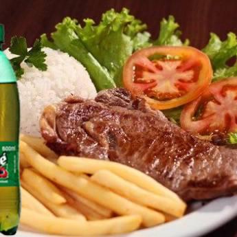 Comprar produto Prato Feito com Refrigerante em Pratos Principais pela empresa Recanto do Sabor em Bauru, SP