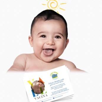Comprar o produto de Vale Vacina (Presente) em Clínicas de Vacinação em Botucatu, SP por Solutudo