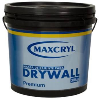 Comprar o produto de Massa para Drywall MaxCryl 30kg  em Gesso em Foz do Iguaçu, PR por Solutudo