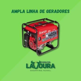 Comprar produto Geradores Branco em Geradores de Energia pela empresa Casa da Lavoura em Mineiros, GO