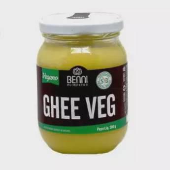 Comprar o produto de Manteiga Ghee Veg Tradicional 200g Benni em Vegetariano | Vegano pela empresa Viva Natural  em Foz do Iguaçu, PR por Solutudo