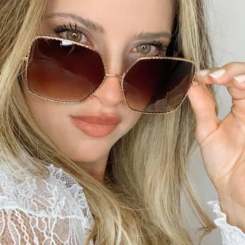 Comprar o produto de Óculos de Sol em Ótica pela empresa Gold & Silver em Botucatu, SP por Solutudo