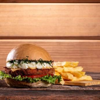 Comprar o produto de Brasa Chicken  em Hamburguerias em Botucatu, SP por Solutudo