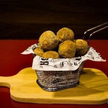 Comprar o produto de Porção Bolinho de Costela em Porções em Botucatu, SP por Solutudo