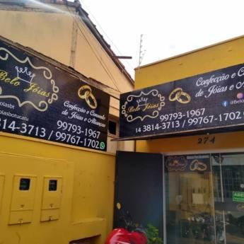 Comprar produto Fachada  em Banners pela empresa Gráfica São João em Botucatu, SP