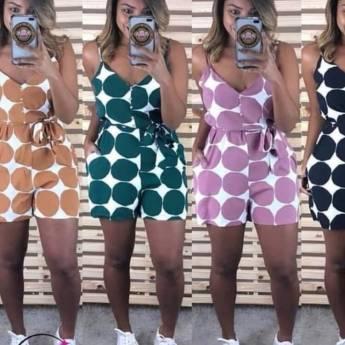 Comprar produto Macaquinho em Roupas Femininas pela empresa Malui Boutique em Guarulhos, SP