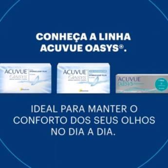 Comprar o produto de Lentes Acuvue Oasys  em Lentes de Contato em Botucatu, SP por Solutudo