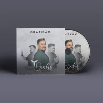 Comprar o produto de Encarte personalizado para CD em Impressão de Brindes em Jundiaí, SP por Solutudo
