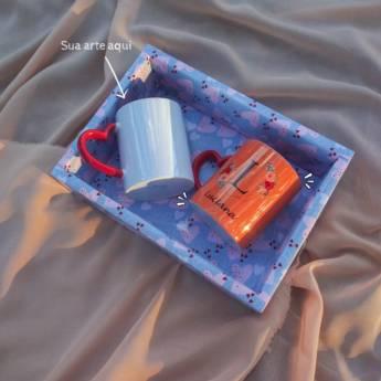 Comprar o produto de Box personalizado para o dia dos Namorados  em Personalizados em Bauru, SP por Solutudo