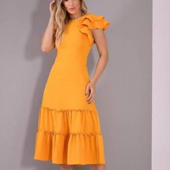 Comprar produto Vestido em Vestidos pela empresa Loja Bella Cristã  em Mineiros, GO