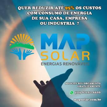 Comprar o produto de Economia de até 95% na conta de luz em Energia Solar em Botucatu, SP por Solutudo