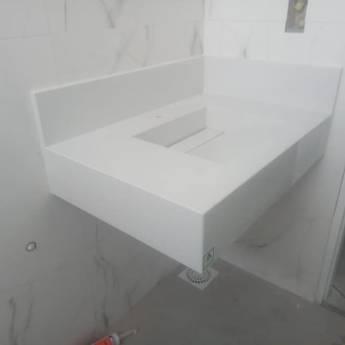Comprar o produto de Movelaria em Cubas e Pias para Banheiro em São Pedro, SP por Solutudo