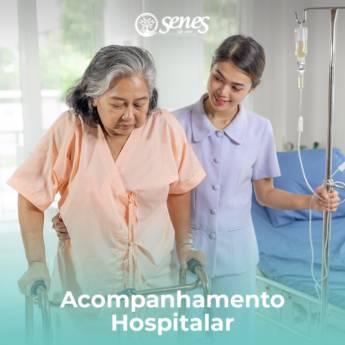 Comprar o produto de Acompanhamento Hospitalar em Enfermeiros e Cuidadores em Jundiaí, SP por Solutudo