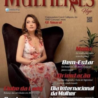Comprar produto Revista Mulheres Hoje em Editoras pela empresa Editora Jundiaí Hoje em Jundiaí, SP