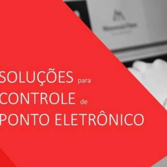 Comprar o produto de GESTÃO DE JORNADA DE TRABALHO em Relógios de Ponto em Aracaju, SE por Solutudo